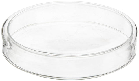 Flint Glass Petri Dishes: 100mm Diameter: Pack of 10