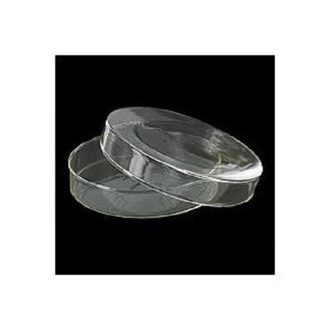 Borosilicate Glass Petri Dish: 90 mm Diameter: Each with Cover