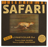 SAFARI: A Photicular Book-Animated Wild Animal Pictures