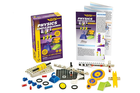 Thames & Kosmos Physics Simple Machines Experiment Kit
