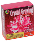 Rose  Pink Crystal Growing Box  Kit 6 Colors Available