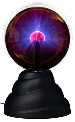 Plasma 360 Interactive Plasma Light with 8 Inch Globe Ball