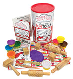 Play-Doh Classic Style Fun Tools Kit - Includes Modeling Compound