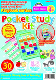 Pocket Study Kit Ages 4+ Playbook By Artec