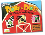 Old MacDonald's Farm Poke-A-Dot Board Book by Innovative Kids