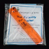 Polarity of Water Experiment Chemistry Bits Kit