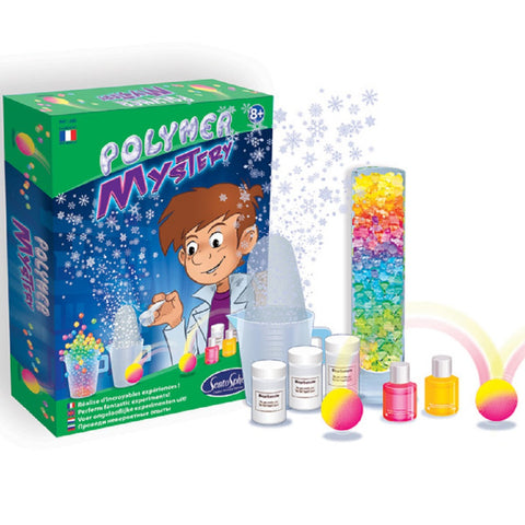 Polymer Mystery Science Kit by SentoSphere