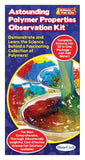 Astounding Polymer Properties Observation Science Fair Kit