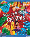 Scientific Explorer: Grow Colossal Crystals Experiment Kit by Poof Slinky