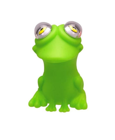 Poppin' Peeper Frog Stress Relief Squeeze Toy