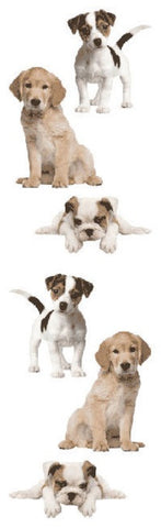 Mrs Grossman's Stickers - Precious Puppies