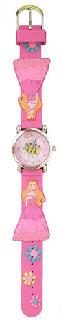 The Kids Watch Company Princess Watch Pink Band