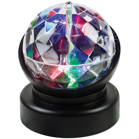 Rotating Prisma Light Kaleidoscopic Light Show