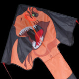 Large Tyrannosaurus Easy Flyer Kite, 46x90 Inches