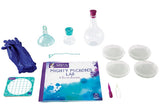 Nancy B's Science Club - Mighty Microbes Lab Activity & Germ Journal