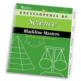 Encyclopedia of Science Blackline Masters Grades K-6 by Learning Resources