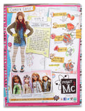 Project MC2 Camryn's Wind Up Pet Robot DIY Experiment Doll