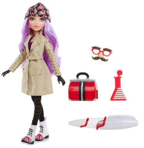 Project MC2 McKeyla's Invisible Ink  DIY Experiment Doll