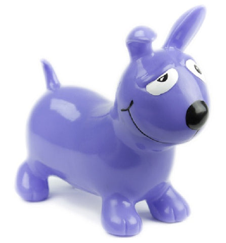 Purple Mini Wahoo AniMail 3-D Postcard Puppy Collectible Mailer