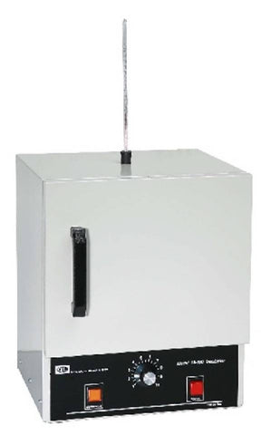 1.8 Cubic Ft Analog Control Steel Door Incubator 12-180 by Quincy Lab - Online Science Mall