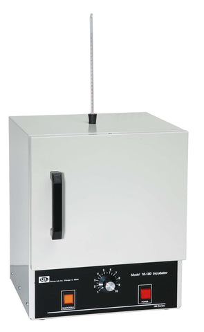 0.7 Cubic Ft Digital Control, Air Forced Steel Door Incubator 10-180AE by Quincy Lab IN STOCK - Online Science Mall