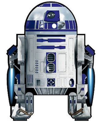 "48"" Star Wars R2-D2 Kite - Supersized Nylon Kite, by Wind-n-Sun"