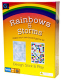 Rainbows & Storms - Make Your Own Board Game Kit by Griddly Games