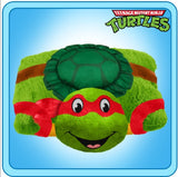 Nickelodeon's Teenage Mutant Ninja Turtles Raphael Pillow Pets