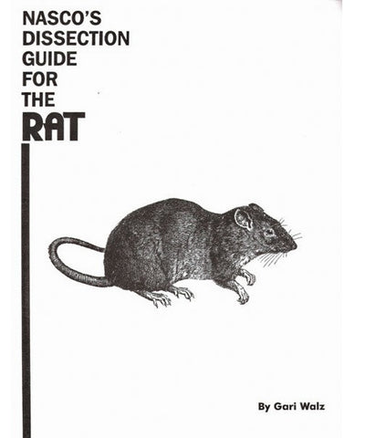 Dissection Guide for the Rat Booklet