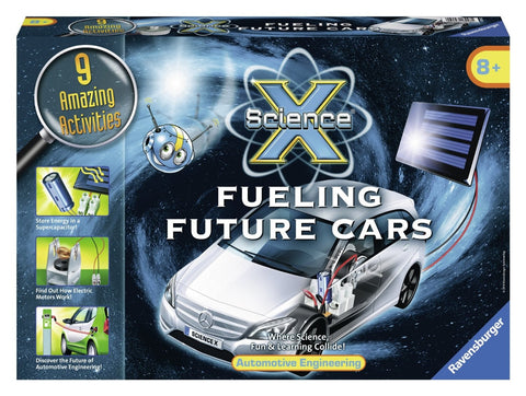 Science X - Fueling Future Cars Engineering & Activity Kit