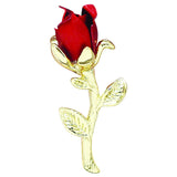 The Petite Rosebud Pin - 18kt Gold Finish - Pack of 2
