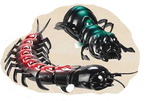 Really Really Big Bugs - Pair of Wind-up Insects - Colors Vary