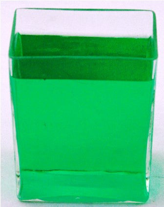 0.90L Rectangular Battery Jar, Heavy Walled Glass - Online Science Mall