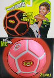 Night Sports Light-Up Soccer Ball/ Flashing Red Glow By: Hedstrom Toys