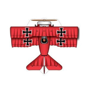 X Kites Red Baron MicroKite - 4.75 Inches
