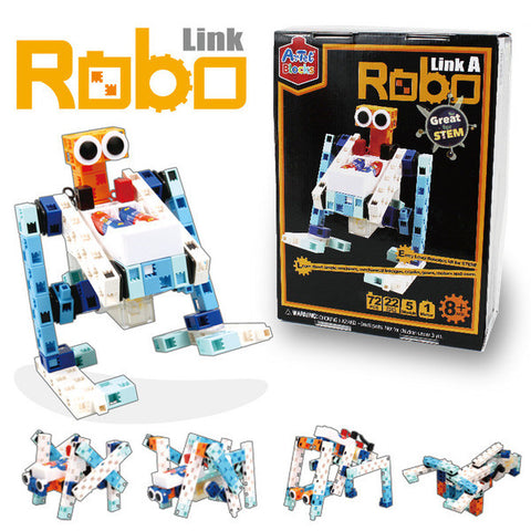 Robo Link A - Building Kit By Artec
