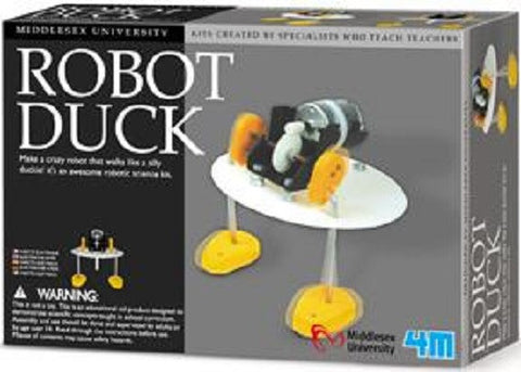 Robot Duck 4M Science Building Kit