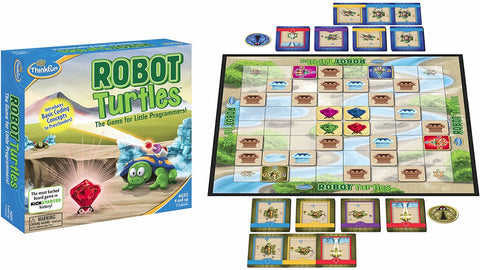 Robot Turtles - The Game for Little Programmers