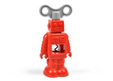 RoBottle Corkscrew - Robot Shaped Wine Bottle Opener
