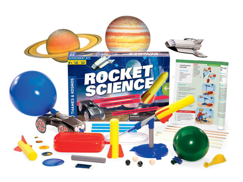Thames & Kosmos Rocket Science Experiment Kit