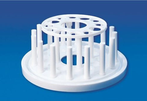12 Place Round Test Tube Rack - Online Science Mall