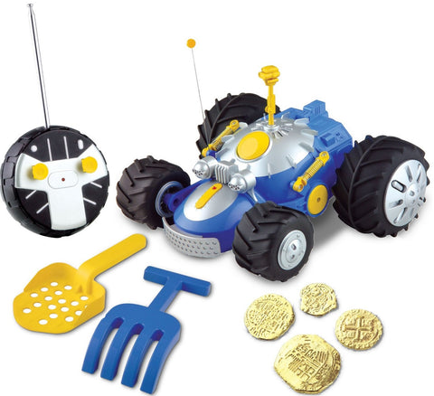 Ranger R/C All-Terrain Robot & Metal Detector, by Elenco