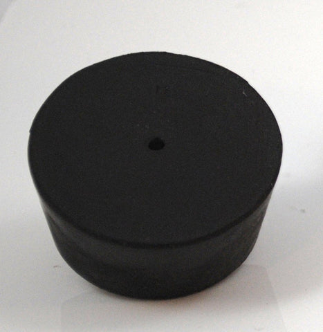 Rubber Stopper: One-Hole: Size 11