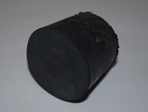 Rubber Stopper: Solid: Size 6
