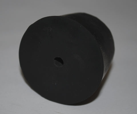 Rubber Stoppers: One-Hole: Per Pound: Size 7 (~13 Per LB.)