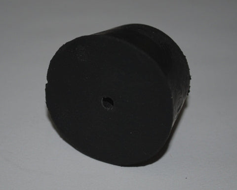 Rubber Stoppers: One-Hole: Per Pound: Size 8 (~10 Per LB.)