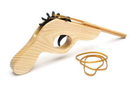The Original Rubber Band Shooter By Westminster