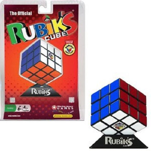 Official Rubik's Cube 3 x 3:  Worlds #1 Puzzle