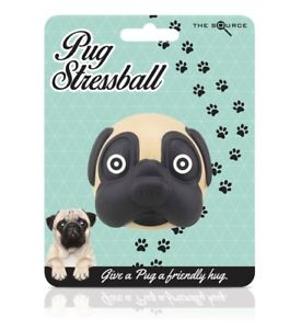 Pug Dog Stress Relief Ball by Toysmith
