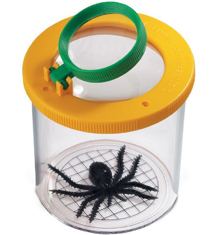 Safariology - World's Best Bug Jar Viewer & Magnifier